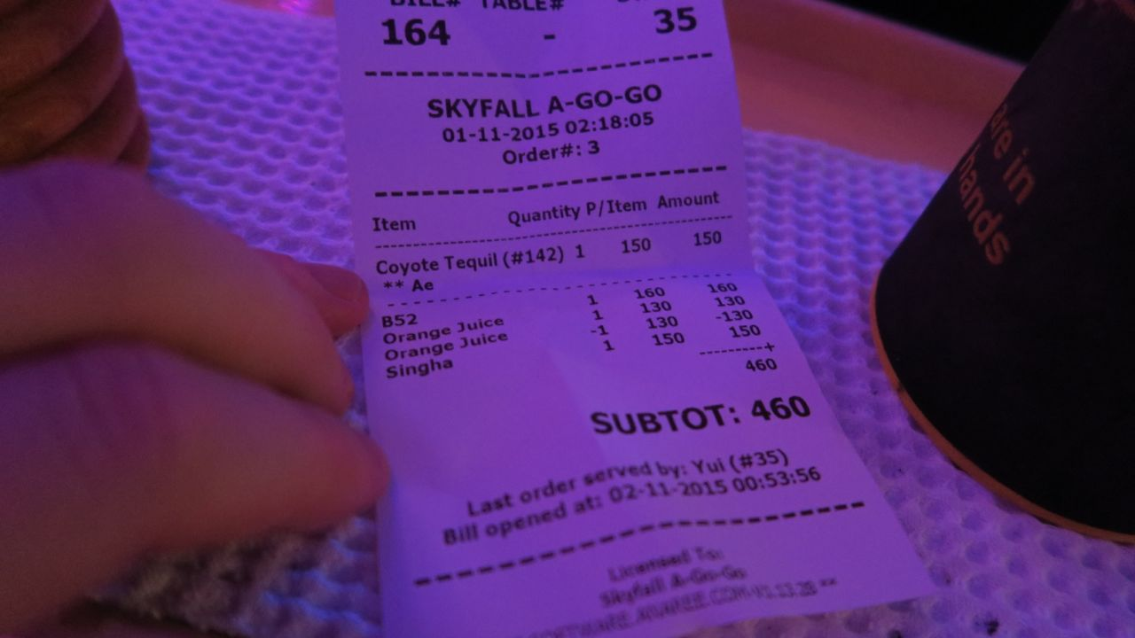 Skyfall Pattaya Review - Just Another Jap Trap - Bangkok112
