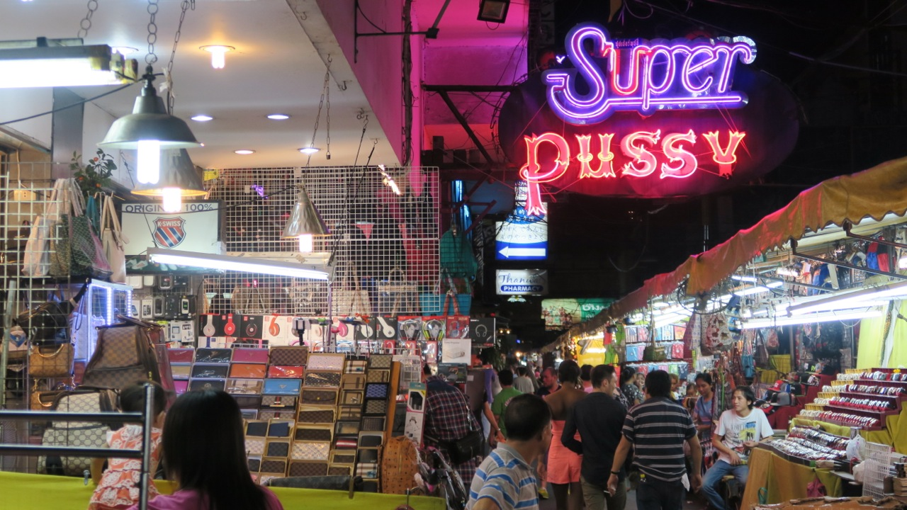 patpong opinion - including the ping pong scam! - bangkok112