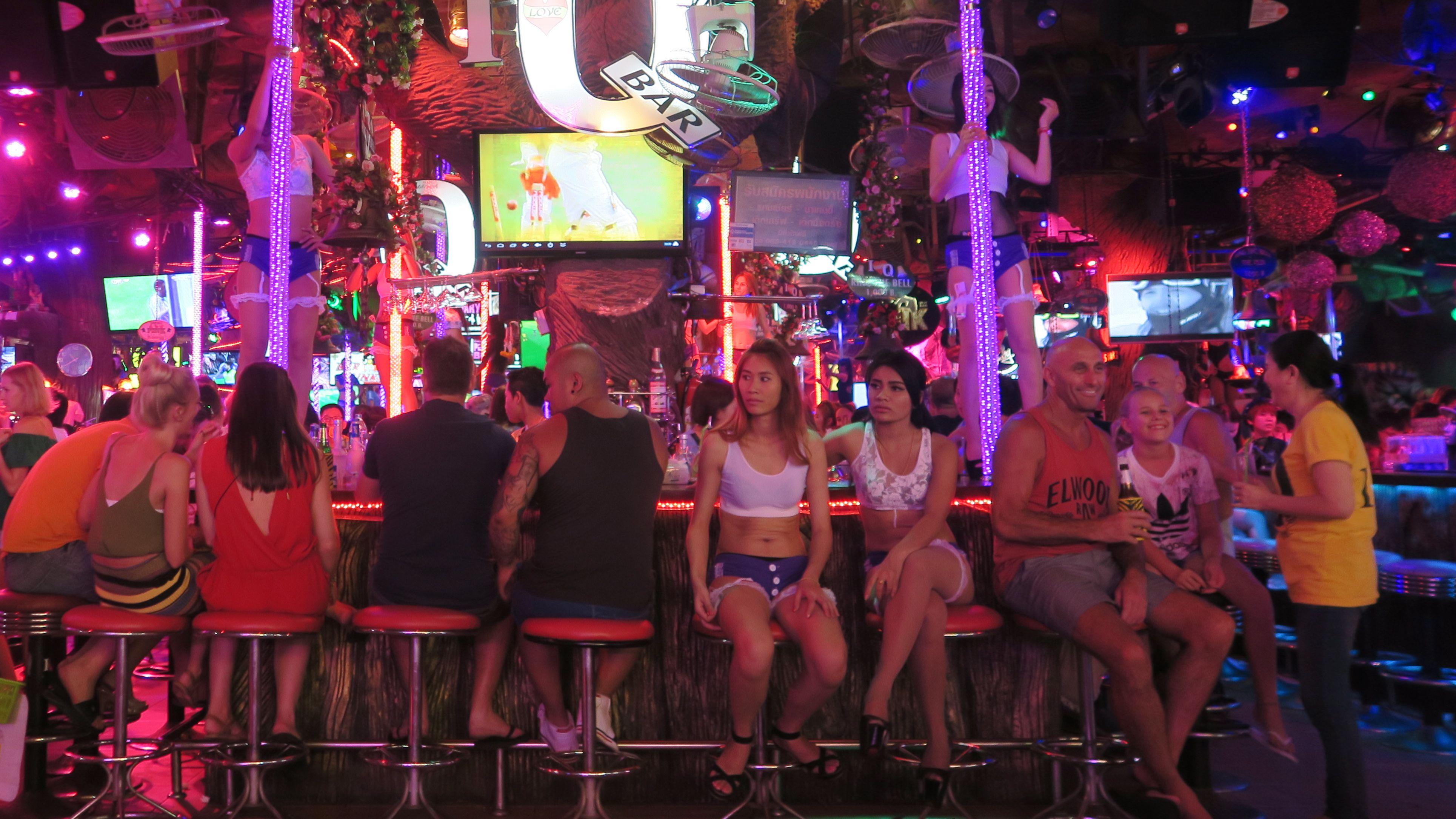 Bargirls Phuket