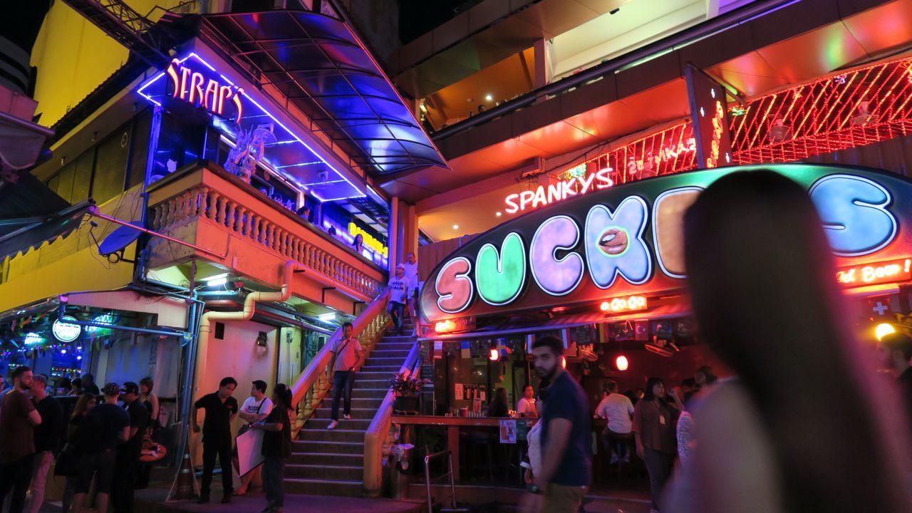 tarif prostituee bangkok